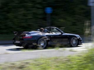 обои 9ff 911 Turbo TRC 91 скорость фото
