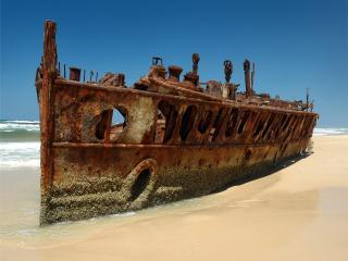 обои Старинный корабль фото