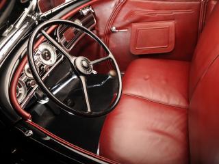 обои Auburn 852 SC Speedster руль фото