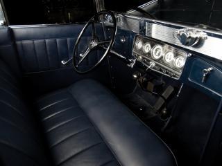 обои Auburn Twelve Convertible Sedan руль фото
