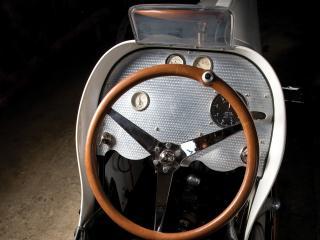 обои Miller 91 Racing Car руль фото