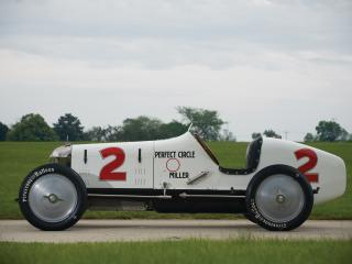 обои Miller 91 Racing Car сбоку фото