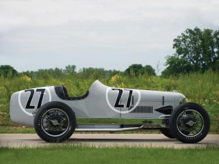 обои Miller V16 Race Car бок фото