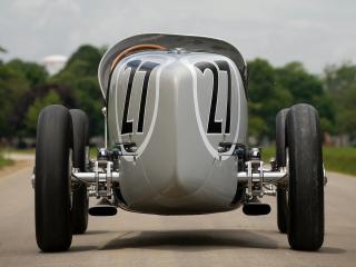 обои Miller V16 Race Car зад фото