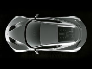 обои Zenvo ST1 сверху фото