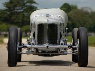 обои Miller V16 Race Car передок фото