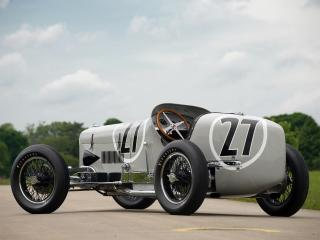 обои Miller V16 Race Car серый фото