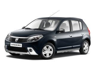 обои Dacia Sandero SUV Kit боком фото