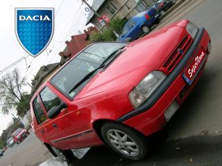 обои Dacia SupeRNova в городе фото