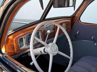 обои EMW 340-2 Limousine руль фото