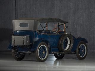 обои Stevens-Duryea Model C 5-passenger Touring зад фото