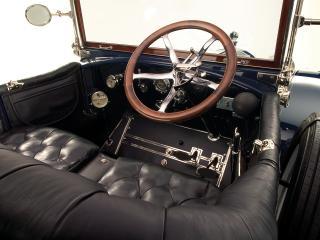 обои для рабочего стола: Stevens-Duryea Model C 5-passenger Touring руль