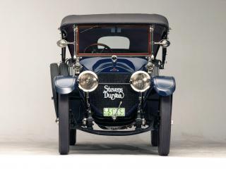 обои Stevens-Duryea Model C 5-passenger Touring спереди фото