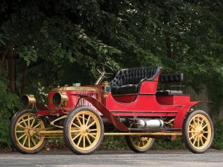 обои Stanley Model E Runabout спереди фото