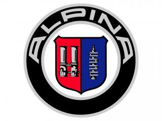 обои Alpina лого фото