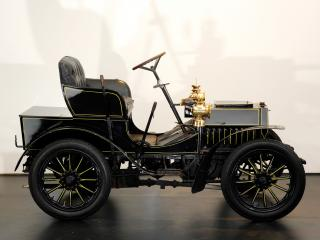 обои Siddeley 6 HP 2-seater бок фото