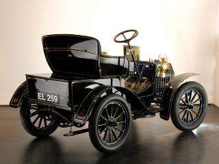 обои Siddeley 6 HP 2-seater зад фото