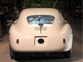 обои Siata 208 CS Stabilimenti Farina Berlinetta зад фото