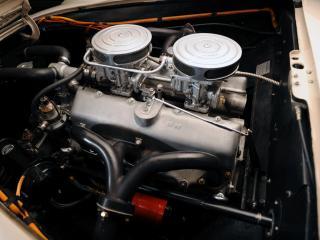 обои Siata 208 CS Stabilimenti Farina Berlinetta мотор фото