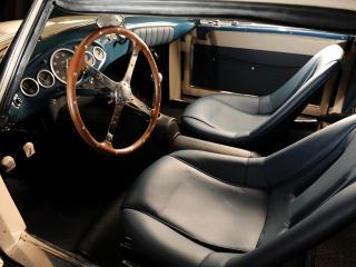 обои Siata 208 CS Stabilimenti Farina Berlinetta салон фото