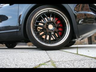 обои Cargraphic Porsche Cayenne II колесо фото