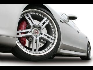 обои Cargraphic Porsche Panamera Power Pack колесо фото