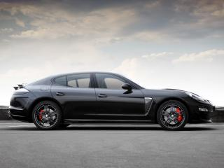 обои TopCar Porsche Panamera Stingray сбоку фото