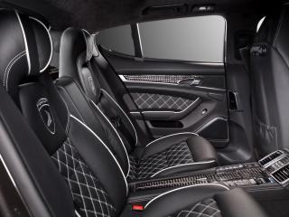 обои TopCar Porsche Panamera Stingray сиденья фото