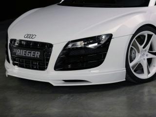 обои Rieger Audi R8 бампер фото
