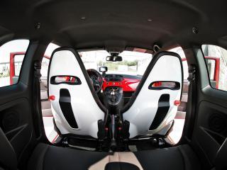 обои Pogea Racing Abarth GTR230 Tributo Ferrari сиденья фото