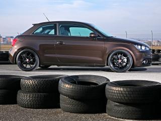 обои Pogea Racing Audi A1 бок фото