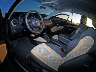 обои Pogea Racing Audi A1 салон фото
