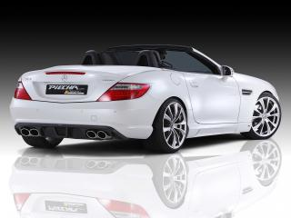 обои Piecha Design Mercedes-Benz SLK-Klasse (R172) зад фото