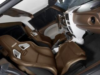 обои Parotech Pioneer Mini Cooper Cabrio сиденья фото