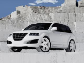 обои Parotech Sony Volkswagen Touareg P24 передок фото