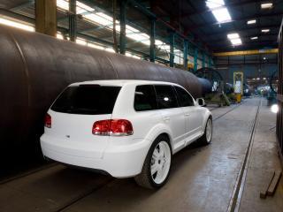 обои Parotech Sony Volkswagen Touareg P24 сзади фото