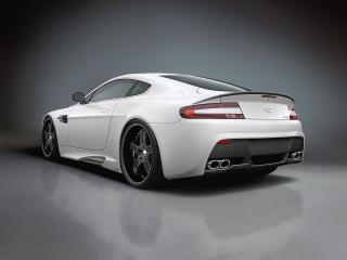 обои Premier4509 Aston Martin V8 Vantage зад фото