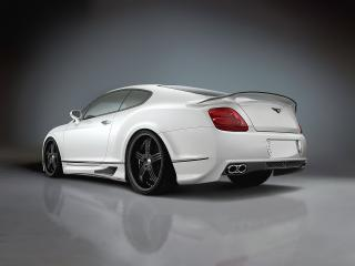 обои Premier4509 Bentley Continental GT зад фото