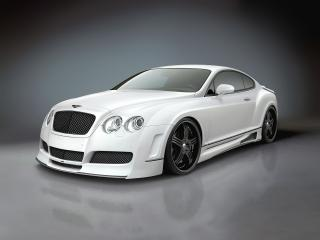 обои Premier4509 Bentley Continental GT спереди фото
