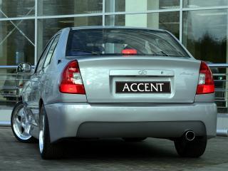 обои Pro-Line Sport Hyundai Accent eMotion зад фото