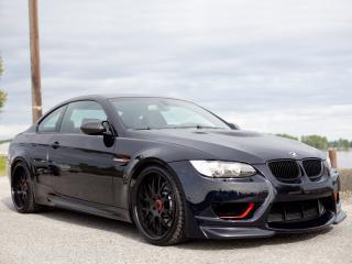 обои MW Design BMW M3 Coupe боком фото