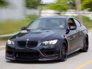обои MW Design BMW M3 Coupe сила фото