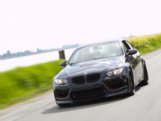 обои MW Design BMW M3 Coupe скорость фото