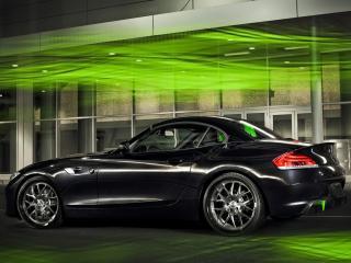 обои MW Design BMW Z4 Slingshot бок фото