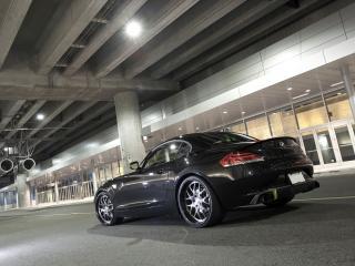 обои MW Design BMW Z4 Slingshot зад фото