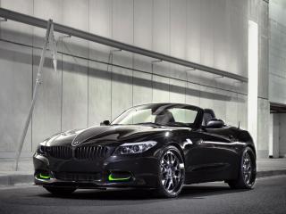 обои MW Design BMW Z4 Slingshot передок фото