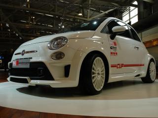 обои MS Design Fiat 500 Cup снизу фото