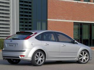 обои MS Design Ford Focus 5-door (II) боком фото