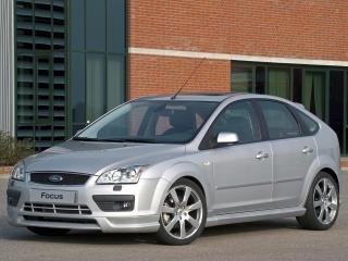 обои MS Design Ford Focus 5-door (II) передок фото