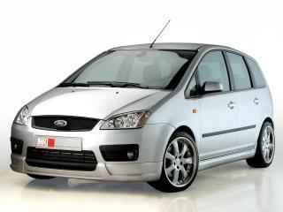 обои MS Design Ford Focus C-MAX (I) передок фото